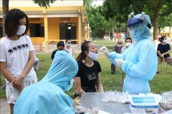 Chiều 10-7, Việt Nam có thêm 3 bệnh nhân COVID-19 khỏi bệnh