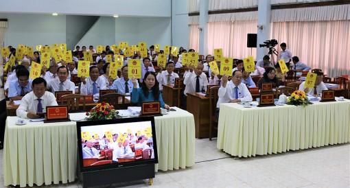 Bế mạc kỳ họp thứ 15, HĐND tỉnh khóa IX
