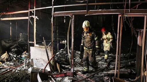 Lại xuất hiện một loạt vụ nổ ở Iran, nghi âm mưu tấn công cơ sở tên lửa