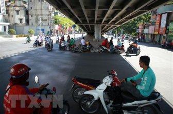 Bắc Bộ nắng nóng 38 độ C, chỉ số tia UV ở Hà Nội gây hại rất cao