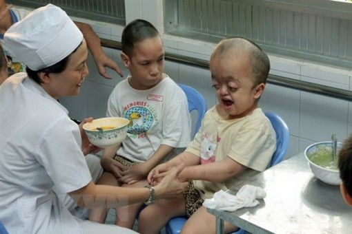 Việt Nam-Hoa Kỳ chung tay vì các nạn nhân chất độc da cam