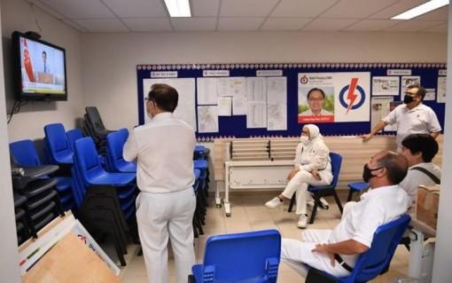 Bầu cử Singapore: Đảng cầm quyền giành thắng lợi áp đảo