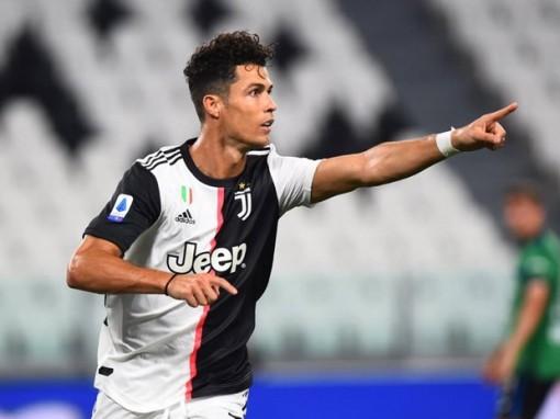 Ronaldo lập cú đúp, Juventus thoát hiểm nghẹt thở trước Atalanta