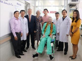 Báo Mỹ: Bệnh nhân số 91 là biểu tượng chống dịch COVID-19 thành công của Việt Nam