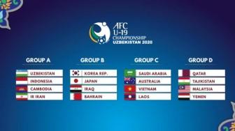 Uzbekistan kéo dài giãn cách xã hội, vòng chung kết U19 châu Á 2020 có thể hoãn