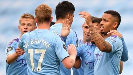 Manchester City được tham dự Champions League mùa giải tới