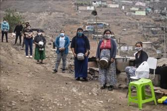 FAO cảnh báo tỷ lệ người dân thiếu đói ở Mỹ Latinh tăng mạnh
