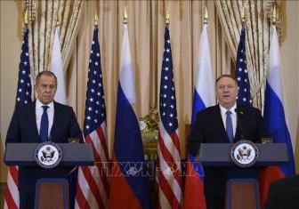 Ngoại trưởng Nga, Mỹ điện đàm về Hội nghị thượng đỉnh 5 nước ủy viên thường trực HĐBA
