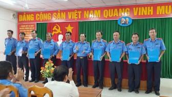 Chuyển đổi vị trí công tác 20 công chức Đội Thanh tra Giao thông ở các địa bàn