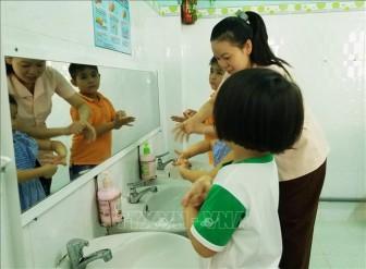 Cả nước đã ghi nhận 10.745 ca mắc tay chân miệng