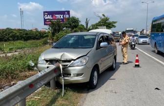 Ba vụ tai nạn liên tiếp trên Quốc lộ 5 làm 2 người thiệt mạng