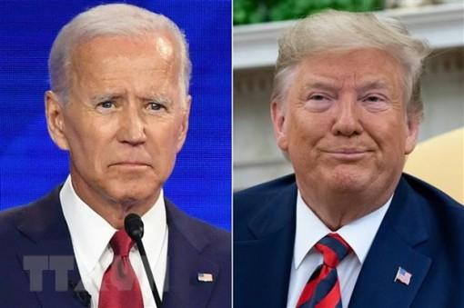Ông Trump vượt qua ông Biden trong cuộc thăm dò dư luận tại Missouri
