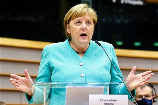 Thủ tướng Đức kêu gọi EU duy trì đối thoại với Trung Quốc