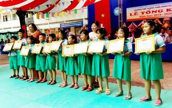 Trường Phổ thông Thực hành sư phạm khen thưởng 2.736 học sinh