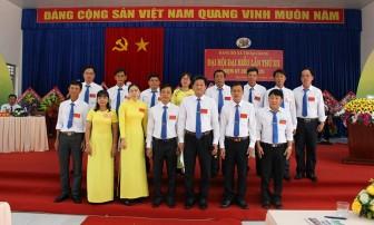 Thoại Sơn hoàn thành tổ chức Đại hội các Chi, Đảng bộ cơ sở