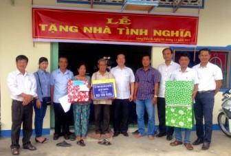 Xã Long Điền B làm tốt công tác an sinh xã hội
