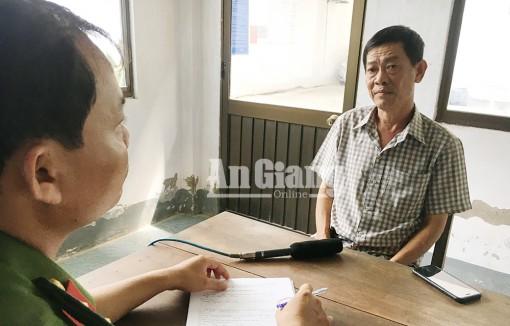 Bắt giữ thêm đối tượng có liên quan vụ đốt nhà ở huyện Châu Phú làm 3 người bị thương