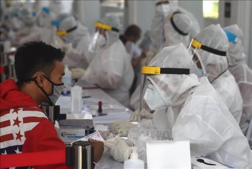 Indonesia ghi nhận số ca tử vong do COVID-19 cao nhất trong ngày
