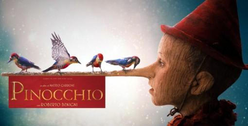 Công chiếu 'Cậu bé người gỗ Pinocchio' phiên bản người đóng