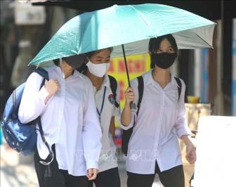 Thời tiết ngày 16-7: Bắc Bộ và Trung Bộ nắng nóng, có nơi trên 39 độ C