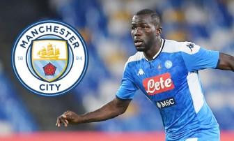 Guardiola chốt giá 65 triệu bảng, Koulibaly về Man City