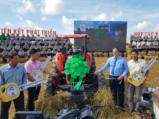 Tập đoàn Lộc Trời thành lập 50 hợp tác xã ở An Giang