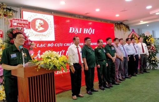 Thành lập Câu lạc bộ Cựu chiến binh làm kinh tế giỏi tỉnh An Giang