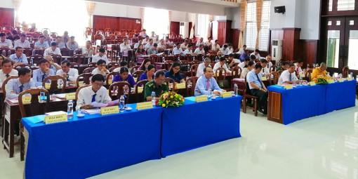Kỳ họp lần thứ 13 HĐND huyện Tịnh Biên (nhiệm kỳ 2016-2021)