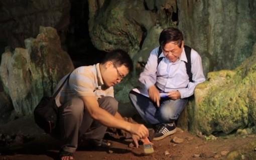 Phát hiện nhiều di vật khảo cổ trong Vườn quốc gia Ba Bể