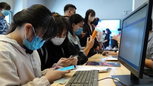 Xét tuyển vào ĐH 2020: Nhiều ngành, nguyện vọng đăng ký thấp hơn chỉ tiêu
