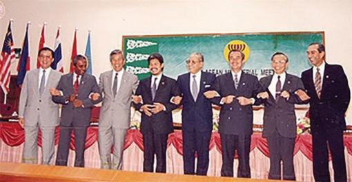 25 năm nâng tầm vị thế Việt Nam cùng ASEAN