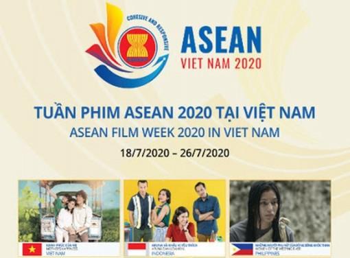 Khai mạc Tuần phim ASEAN 2020