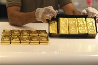 Giá vàng thế giới tăng lên mức cao nhất kể từ tháng 9/2011