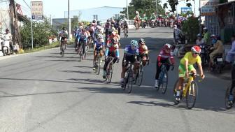 Chặng 3 Giải xe đạp nữ toàn quốc – An Giang 2020