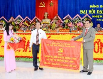 Khai mạc Đại hội Đảng bộ huyện An Phú lần thứ VII (nhiệm kỳ 2020-2025)