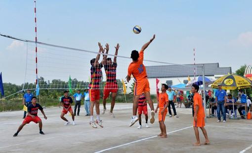 Nâng chất phong trào thể dục - thể thao dân tộc
