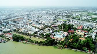 TP. Long Xuyên chính thức trở thành đô thị loại I trực thuộc tỉnh