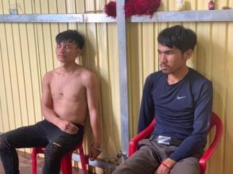 Cảnh sát giao thông truy đuổi, bắt giữ 2 đối tượng 'xách' 200 kg ma túy đá xuyên quốc gia