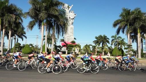 Chặng 5 Giải xe đạp nữ toàn quốc lần thứ 21- An Giang năm 2020