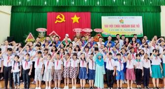 Đại hội cháu ngoan Bác Hồ huyện An Phú