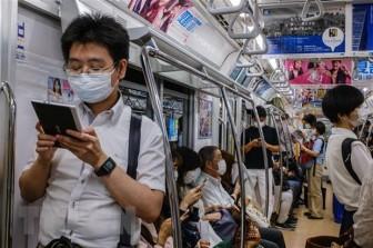 Dịch COVID-19 ở Châu Á: Tokyo ghi nhận thêm 260 ca mắc mới