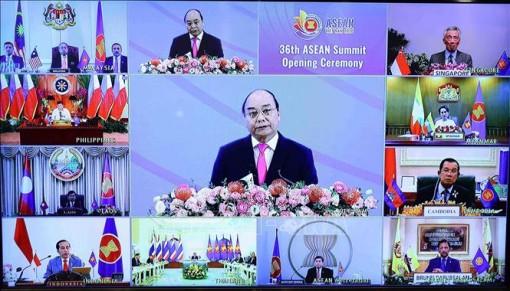 Đoàn kết, thống nhất, ASEAN giữ vững vai trò trung tâm ở khu vực