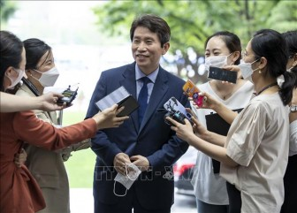 Ông Lee In-young giữ chức Bộ trưởng Bộ Thống nhất Hàn Quốc