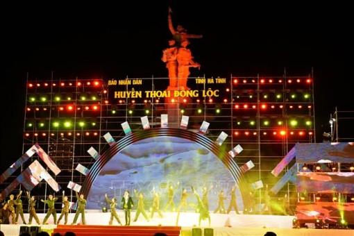 Phó Thủ tướng Trương Hòa Bình dự Lễ kỷ niệm 52 năm Chiến thắng Đồng Lộc