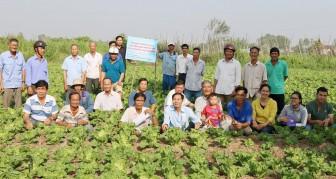 Giúp nông dân ứng dụng khoa học - kỹ thuật vào sản xuất