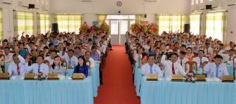 Phiên trù bị Đại hội đại biểu Đảng bộ huyện Châu Thành lần thứ XII (nhiệm kỳ 2020-2025)