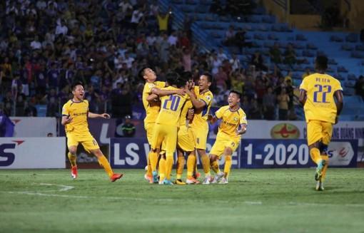 Nhiều CLB đề xuất kết thúc V-League 2020