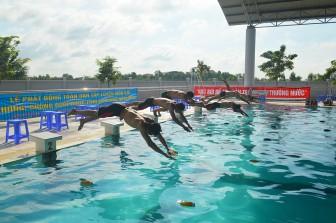 Khai mạc Hội thi bơi lặn cứu đuối năm 2020