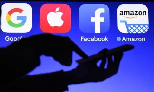 Quyền năng của Apple, Amazon, Google và Facebook