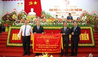 Khai mạc Đại hội đại biểu Đảng bộ huyện Chợ Mới lần thứ XII (nhiệm kỳ 2020 - 2025)